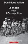 """Couverture du livre : """"La mode sous l'Occupation"""""""