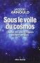 """Couverture du livre : """"Sous le voile du cosmos"""""""