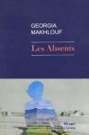 """Couverture du livre : """"Les absents"""""""