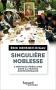 """Couverture du livre : """"Singulière noblesse"""""""