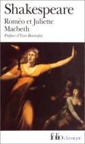 """Couverture du livre : """"Roméo et Juliette"""""""