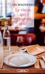 """Couverture du livre : """"Le vieux qui déjeunait seul"""""""