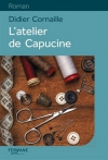 """Couverture du livre : """"L'atelier de Capucine"""""""