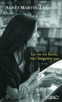 """Couverture du livre : """"La vie est facile, ne t'inquiète pas"""""""