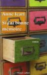 """Couverture du livre : """"Si j'ai bonne mémoire"""""""