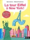 """Couverture du livre : """"La tour Eiffel à New York"""""""