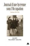 """Couverture du livre : """"Journal d'une lycéenne sous l'Occupation"""""""