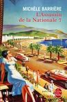 """Couverture du livre : """"L'assassin de la Nationale 7"""""""