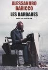 """Couverture du livre : """"Les barbares"""""""