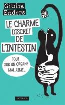 """Couverture du livre : """"Le charme discret de l'intestin"""""""
