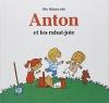 """Couverture du livre : """"Anton et les rabat-joie"""""""