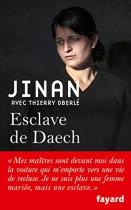 """Couverture du livre : """"Esclave de Daech"""""""