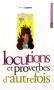 """Couverture du livre : """"Locutions et proverbes d'autrefois"""""""