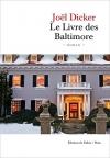"""Couverture du livre : """"Le livre des Baltimore"""""""