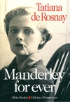 "Couverture du livre : ""Manderley for ever"""