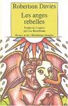 """Couverture du livre : """"Les anges rebelles"""""""