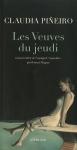"""Couverture du livre : """"Les veuves du jeudi"""""""