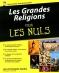 """Couverture du livre : """"Les grandes religions pour les nuls"""""""