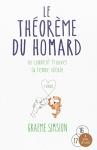 """Couverture du livre : """"Le théorème du homard"""""""