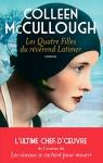 """Couverture du livre : """"Les quatre filles du Révérend Latimer"""""""