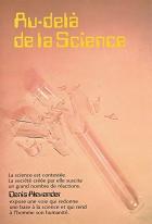 """Couverture du livre : """"Au-delà de la science"""""""