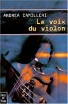 """Couverture du livre : """"La voix du violon"""""""