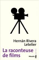 """Couverture du livre : """"La raconteuse de films"""""""