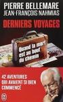 """Couverture du livre : """"Derniers voyages"""""""