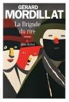 """Couverture du livre : """"La brigade du rire"""""""