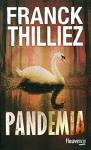 """Couverture du livre : """"Pandemia"""""""