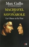 """Couverture du livre : """"Machiavel et Savonarole"""""""