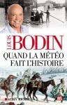"""Couverture du livre : """"Quand la météo fait l'Histoire"""""""