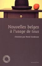 """Couverture du livre : """"Nouvelles belges à l'usage de tous"""""""