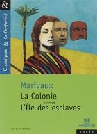 """Couverture du livre : """"La colonie"""""""