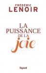 """Couverture du livre : """"La puissance de la joie"""""""