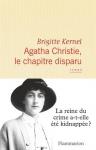 """Couverture du livre : """"Agatha Christie, le chapitre disparu"""""""