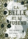 """Couverture du livre : """"La Belle et le fuseau"""""""