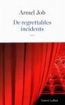 """Couverture du livre : """"De regrettables incidents"""""""