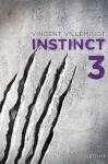 """Couverture du livre : """"Instinct"""""""