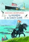 """Couverture du livre : """"Le mystère de Lucy Lost"""""""