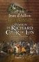 """Couverture du livre : """"L'évasion de Richard Coeur de Lion"""""""