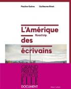 """Couverture du livre : """"L'Amérique des écrivains"""""""