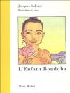 """Couverture du livre : """"L'enfant Bouddha"""""""