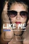 """Couverture du livre : """"Like me"""""""