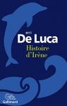 """Couverture du livre : """"Histoire d'Irène"""""""