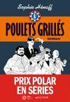 """Couverture du livre : """"Poulets grillés"""""""