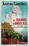 """Couverture du livre : """"Le sourire d'Angelica"""""""