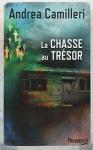 """Couverture du livre : """"La chasse au trésor"""""""
