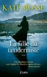 """Couverture du livre : """"La fille du taxidermiste"""""""