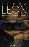 """Couverture du livre : """"Brunetti entre les lignes"""""""